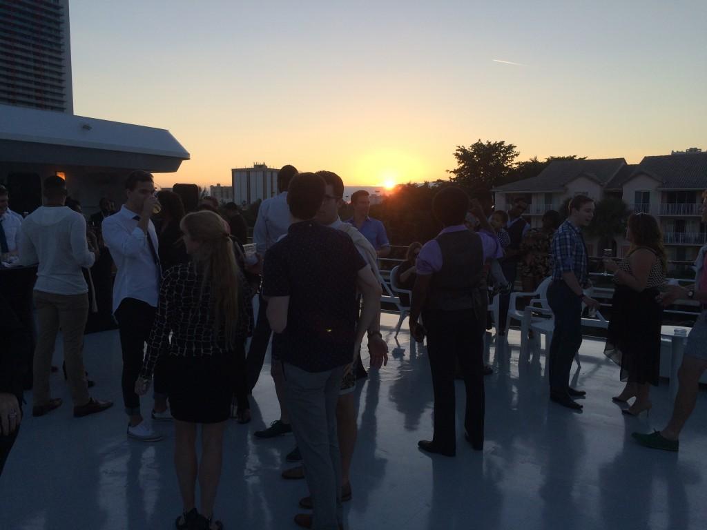 Deck 3 Sunset #4